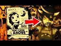 ALICE ANGEL HAS CHANGED!... || Bendy and The Ink Machine Chapter 3 ENDING