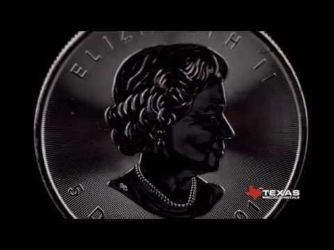 Canadian Silver Maple Leaf Bullion Coin - Texas Precious Metals