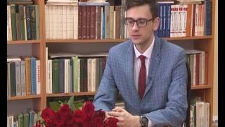 Михаил Комаров – учитель математики («Учитель года 2017»)
