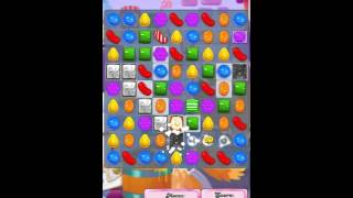 Candy Crush Saga Level 1324 No Booster