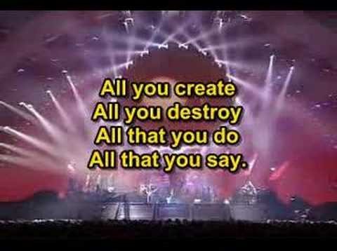 Pink Floyd - Eclipse (Karaoke)