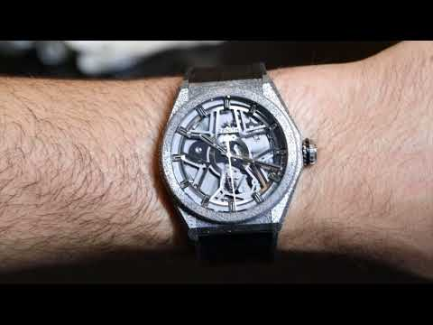 Zenith Defy Lab Watch With 15Hz Movement Is 'World's Most Accurate' | aBlogtoWatch