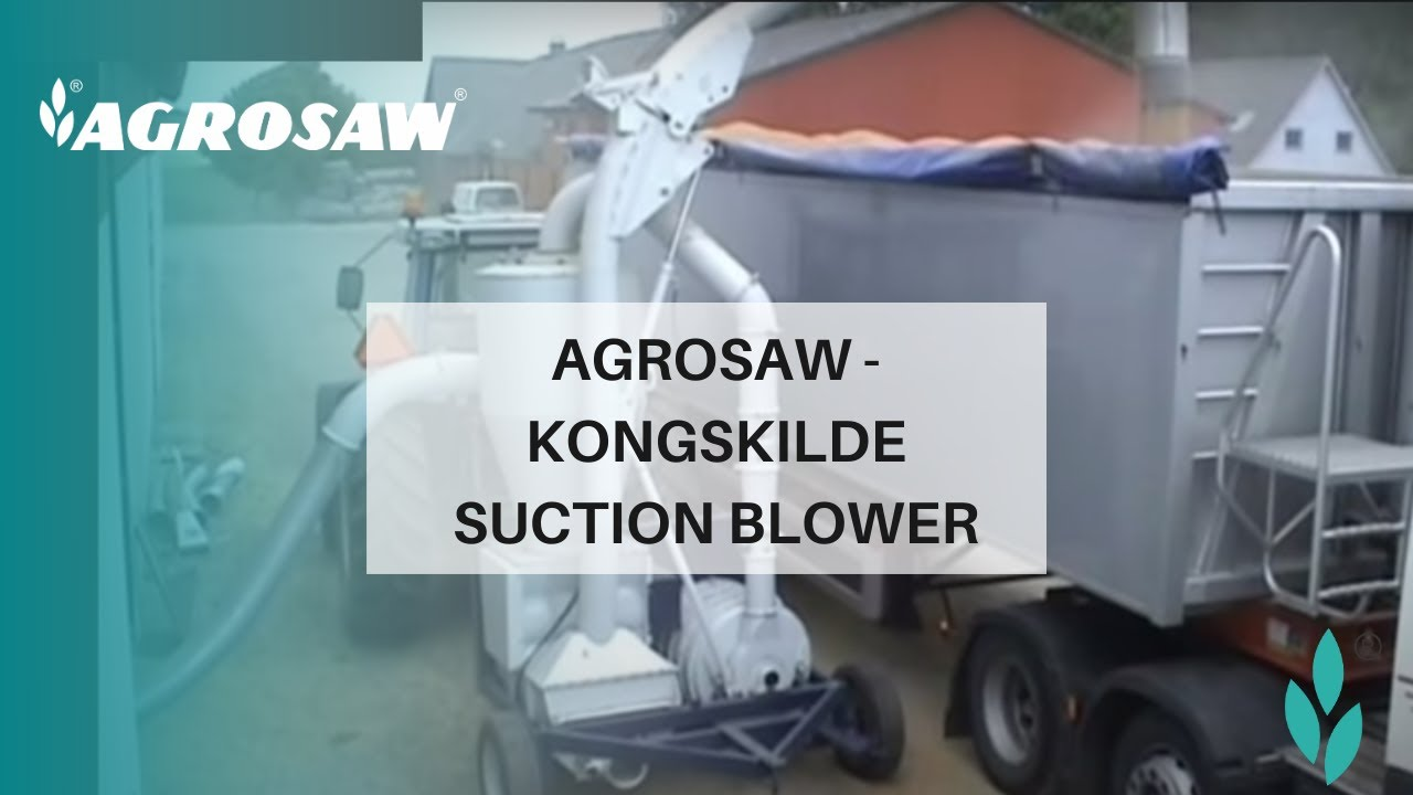 AGROSAW - KongsKilde Suction Blower