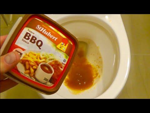 will-it-flush?---st-hubert-bbq-sauce