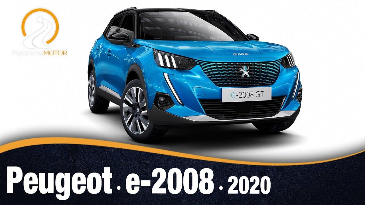 Peugeot electrico 2020