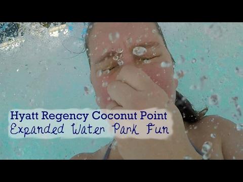 Hyatt Regency Coconut Point Resort Water Park l Family Travel