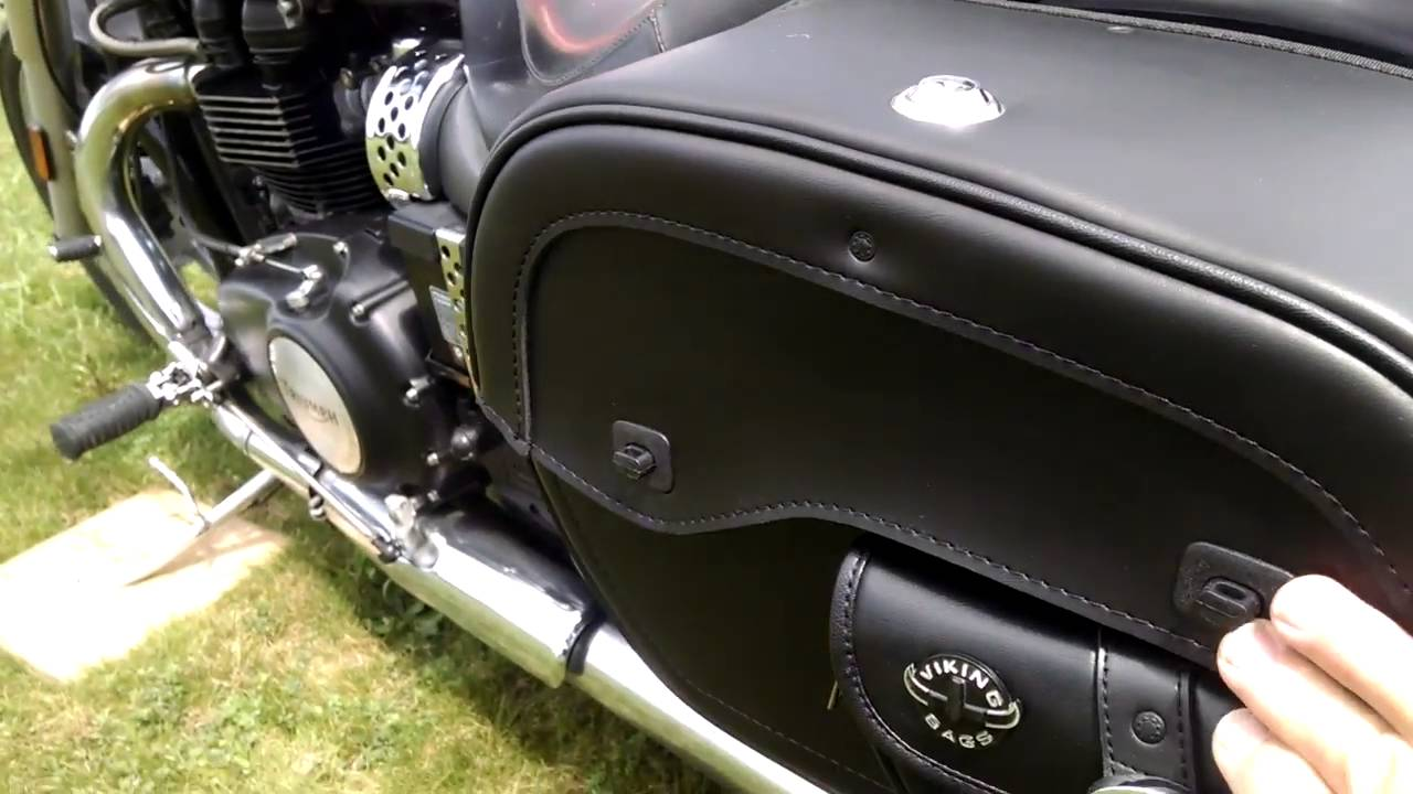 Triumph Speedmaster 2004 Motorcycle Full Accessory Youtube
