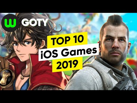 10 Best IPhone & IPad Games Of 2019 | Games Of The Year | Whatoplay