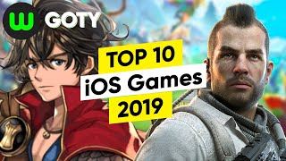 Top 10 iPhone & iPad Games of 2019 | Games of the Year