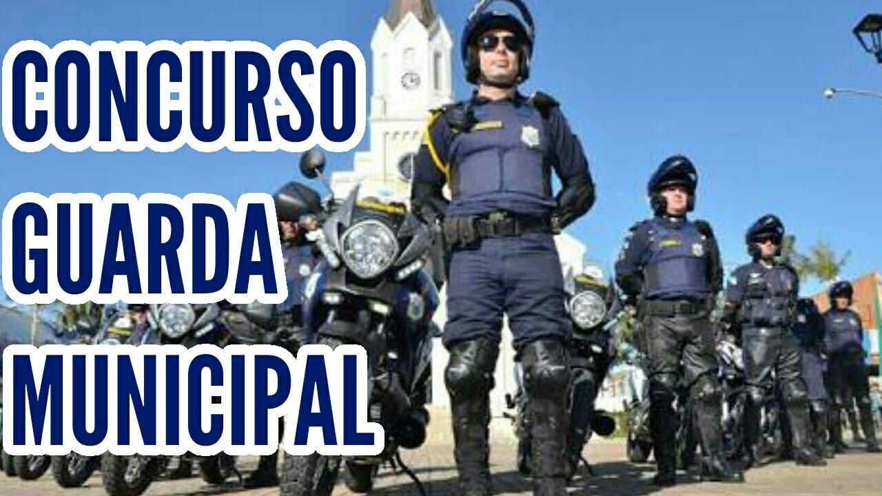 Resultado de imagem para concurso da Guarda Municipal