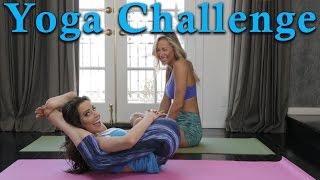 Yoga Challenge with Jesse Golden // Syd Wilder