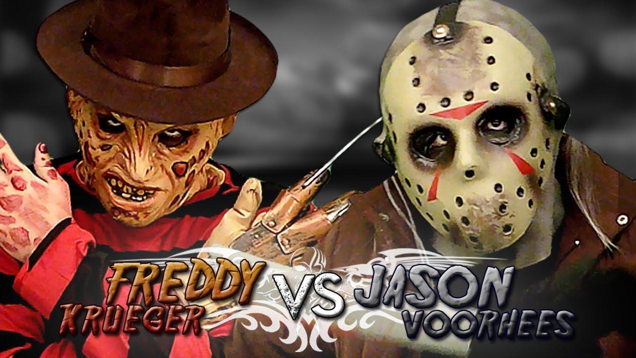 Freddy Krueger Vs Jason Voorhees Batalla De Rap Especial Halloween