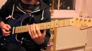 Two Guitar Solos over a Classic Funk/Soul Tune (Never Too Much)