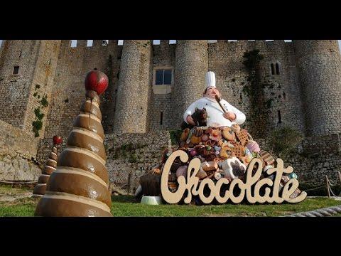 GreyDay Vlog: Portugal Festival Internacional de Chocolate de Óbidos
