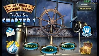 The Treasures of Mystery Island: The Ghost Ship Chapter 1