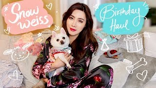 My Dog's Birthday Fashion HAUL | Valory Pierce