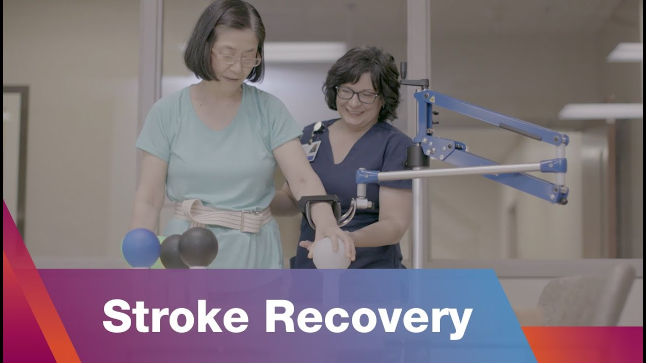 Inpatient Rehabilitation Hospitals: The Best Setting for Stroke Recovery