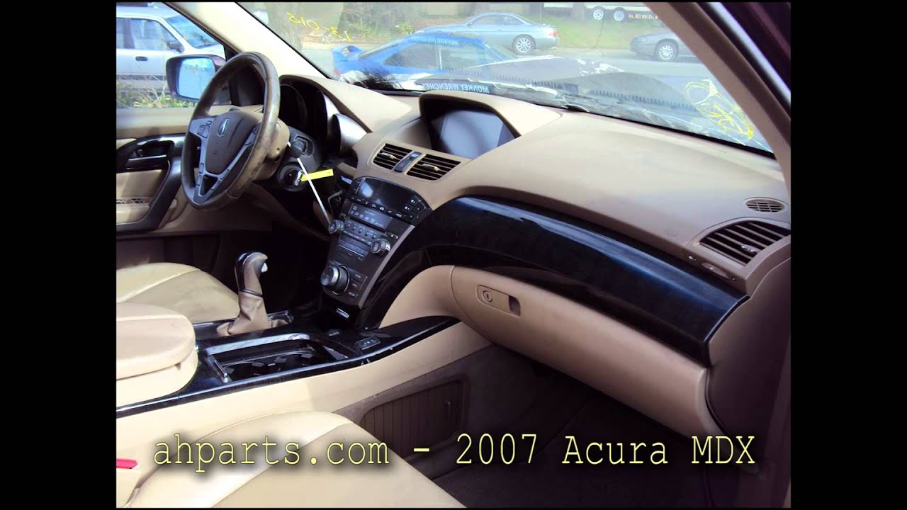 2007 acura mdx parts auto wreckers recyclers ahparts honda