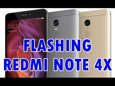 tutorial:-cara-flashing-xiaomi-redmi-note-4x---work-100%