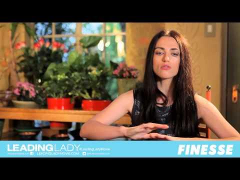 Katie McGrath (Leading Lady) - Finesse Question 7