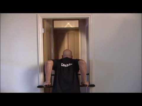 exercise bar door frame 1