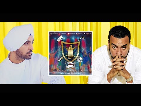 HO GAYA UNFORGETTABLE  |  DJ FRENZY  |  DILJIT DOSANJH  |  FRENCH MONTANA