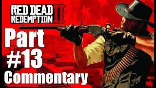 Red Dead Redemption 2 Walkthrough Part 13 Gameplay Video