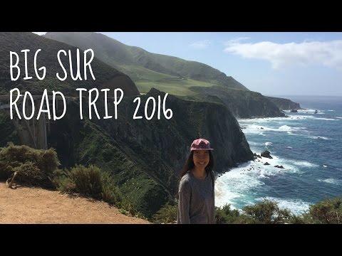 Big Sur Road Trip 2016