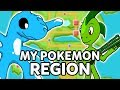 Over 150 Fake Pokémon A Dark Type Gym And MORE My Fan Made Pokemon Region mp3