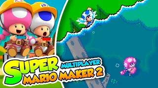 ¡Victoria submarina! - Super Mario Maker 2 (Multijugador) DSimphony