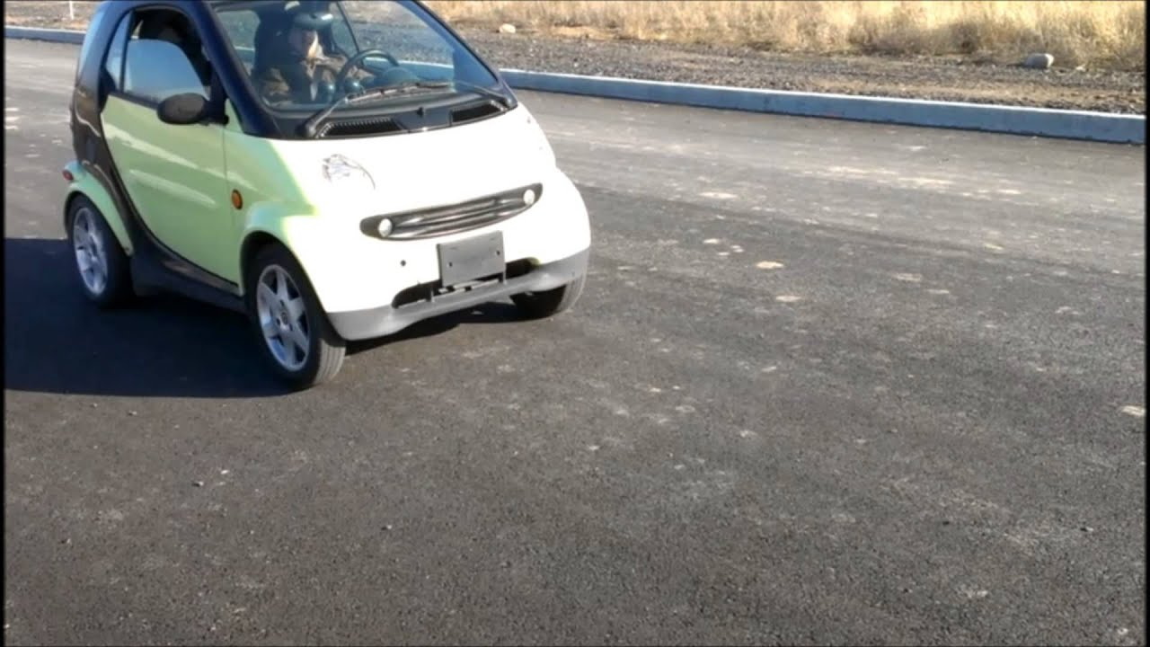 Smart Dc Electric Smart Fortwo Final Product Youtube