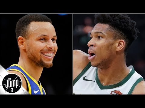 Giannis to the Warriors could happen if he enters free agency - Ramona Shelburne | The Jump