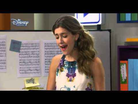 Download Violetta 2 - Angie sings - Breathless (Habla si puedes) English - Episode 10