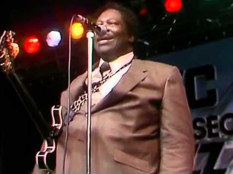 01 - How Blue Can You Get B B King - 1985 - North Sea Jazz Festival Netherlands & Live Aid