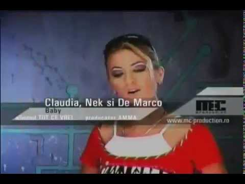 Nek, Claudia si DeMarco - Baby