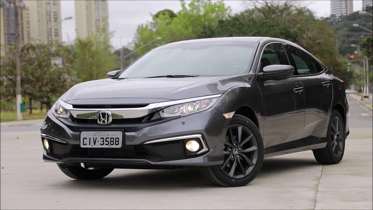 Novo Honda Civic 2020 Precos Consumo Detalhes Internos E Externos Www Car Blog Br