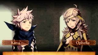 Fire Emblem Fates: Revelations - Kana and Ophelia Support Story