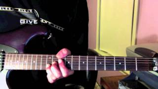 Show Some Emotion - Joan Armatrading  (guitar cover) Tutorial, chords
