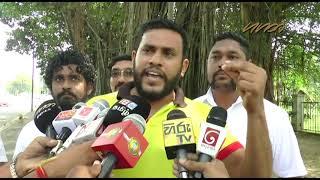 Sinhala nationalist activist challenge pro Rajapaksa MP