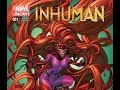 Inhuman #1 - Comic Book Review