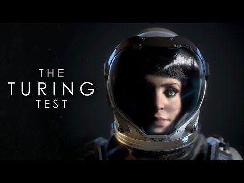 The Turing Test - Let's Solve Some Puzzles!