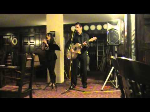 David Warren And Janine Clayden Live at the Royal Oak