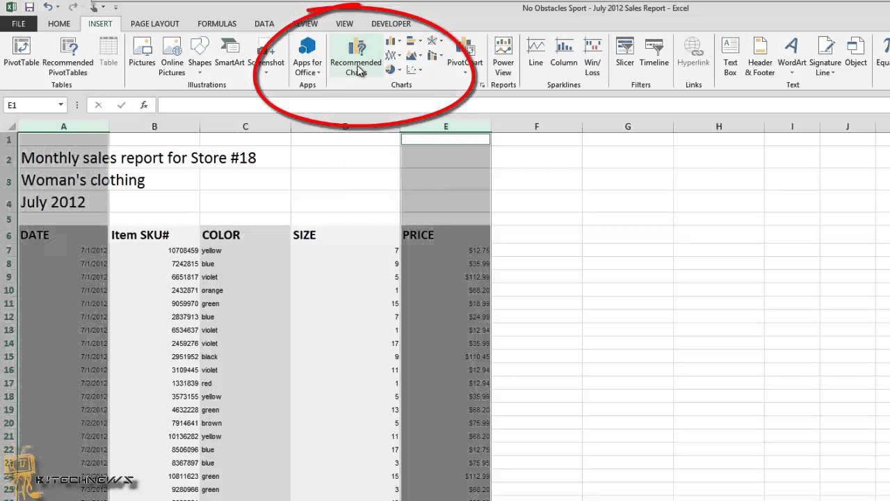 Microsoft office excel preview quick analysis chart advisor recommendation feature youtube also rh