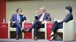 [China Lecture Series] 30강 중국의 부상과 세계 경제 질서의 미래 (대담)