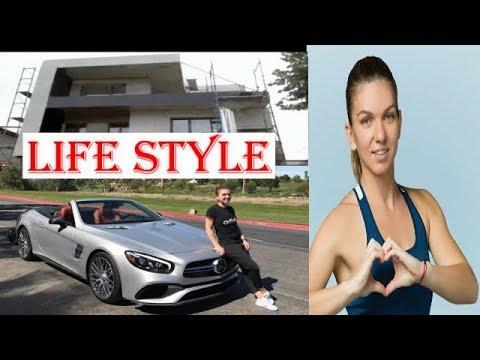 Simona Halep Biography | Family | Childhood | House | Net worth | Car collection | Life style 2017