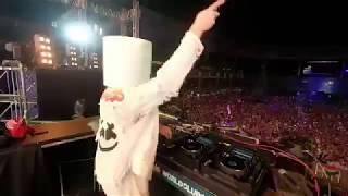 "Marshmello X Pritam "" BIBA "" ( LIVE ) @ India 2019"