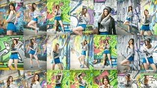 Как научиться позировать - примеры поз для фотосессии на улице