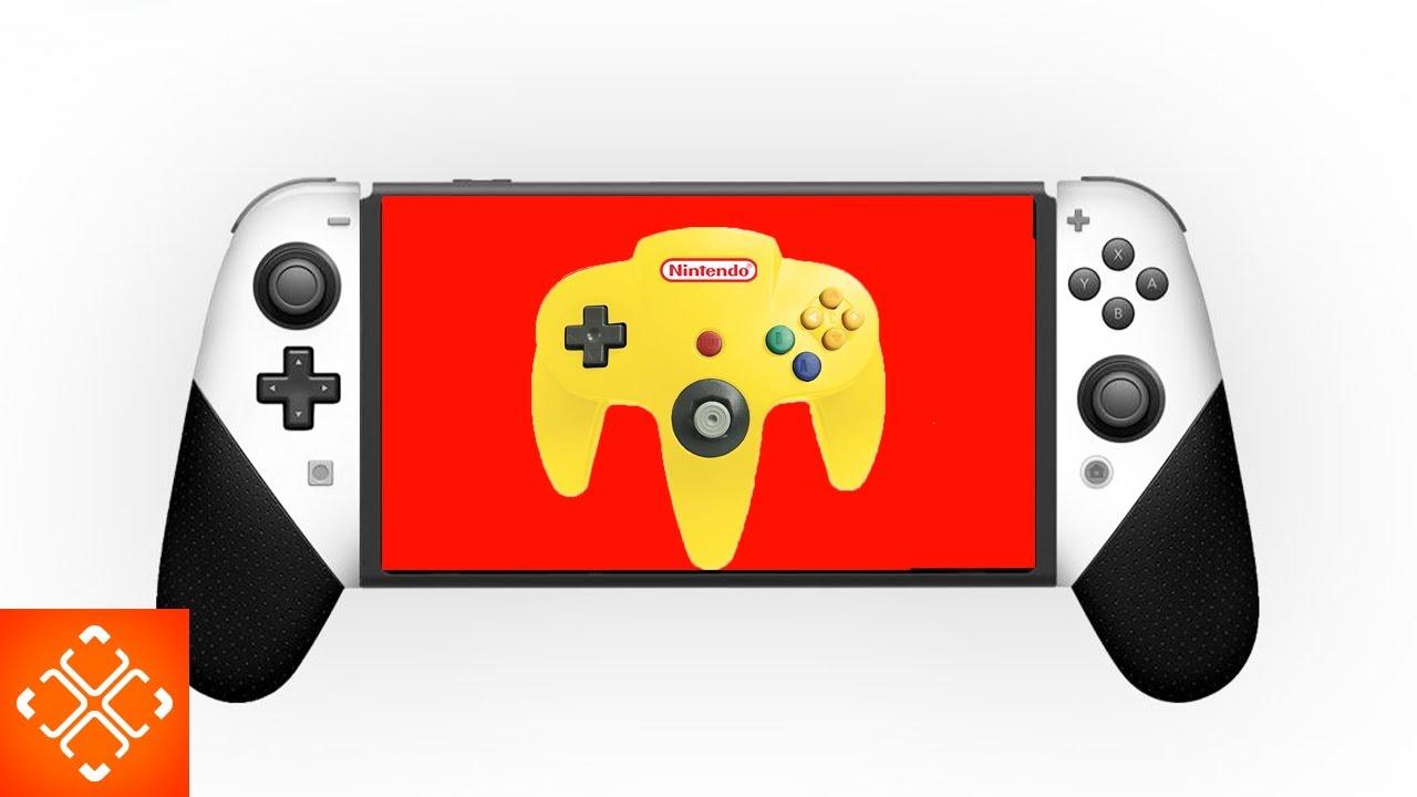 The Evolution Of Nintendo Controllers - TheGamer
