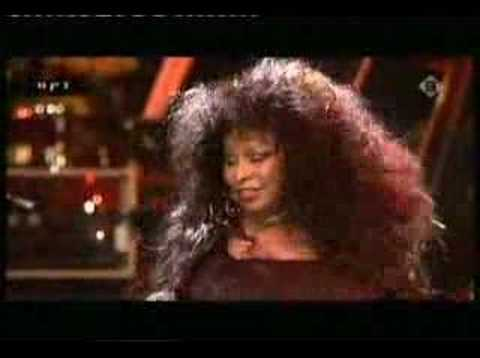 Chaka khan - night in Tunisia