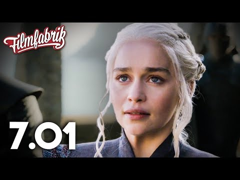 GAME OF THRONES: Drachenstein | Analyse & Besprechung | Staffel 7 Episode 1